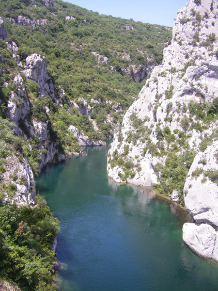 accidents dans les gorges du verdon